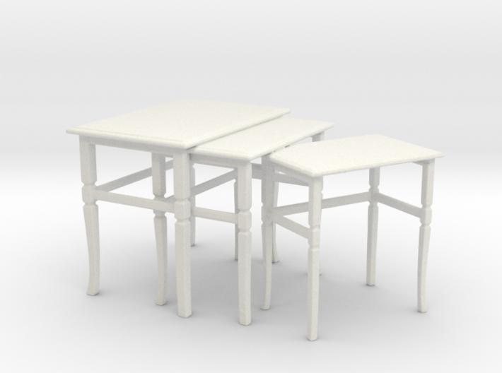 Printle Thing Table 02 1/24 3d printed
