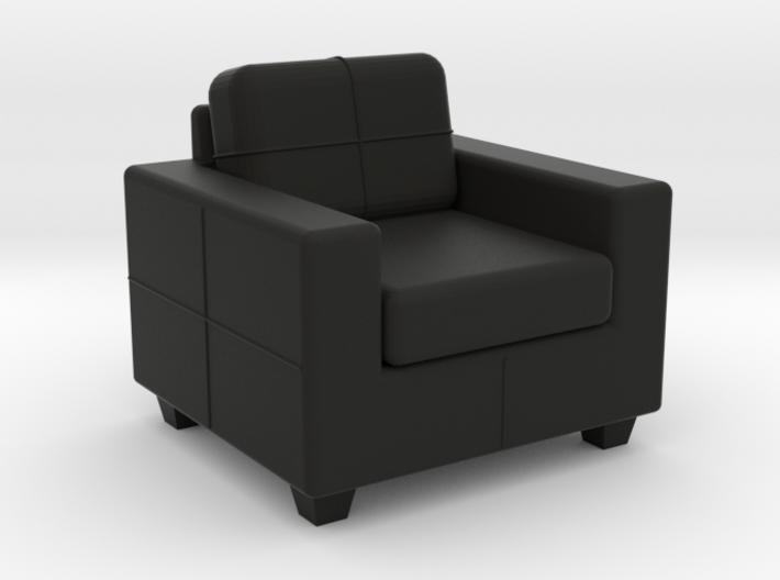 SKOGABY Chair - HO 87:1 Scale 3d printed