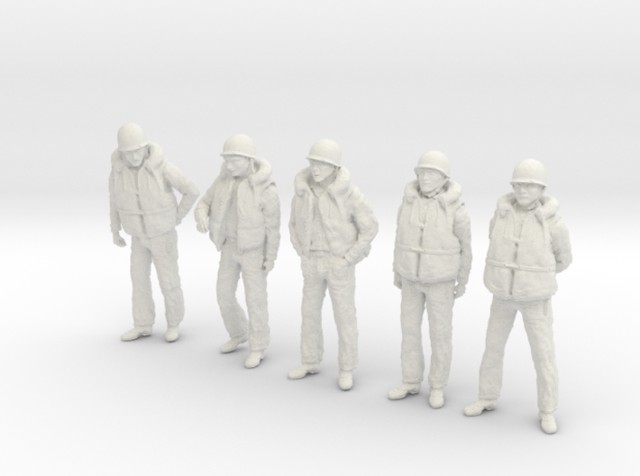 1-30 US Navy KAPOK Set 1-1 3d printed