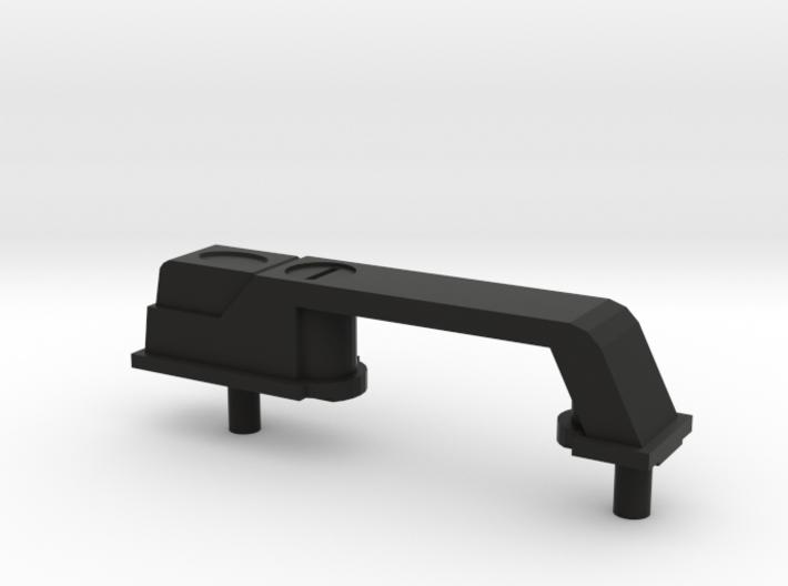 Door Handle D90 Team Raffee 3d printed