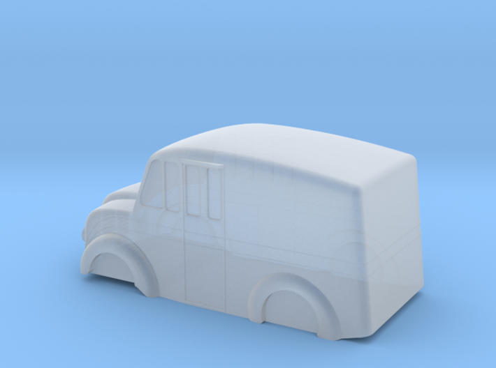 Divco-1to220 3d printed