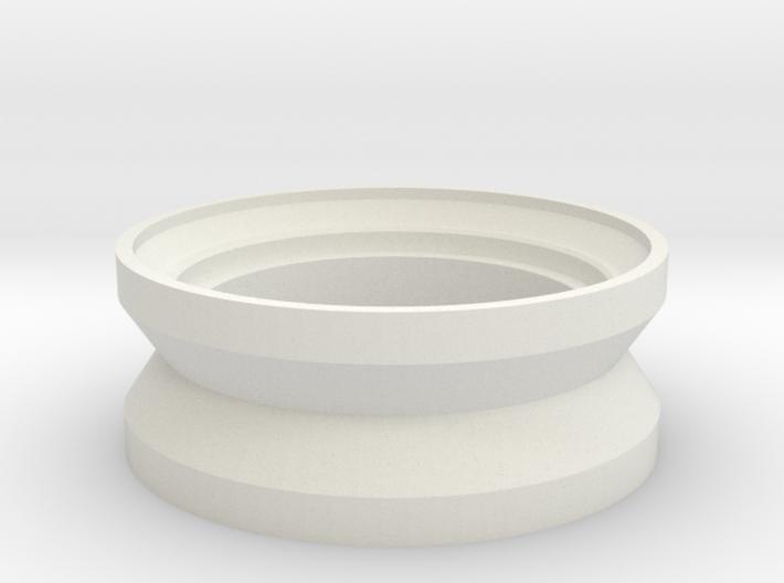 Mini-Mag Inner Ring for Vaterra 41004 3d printed