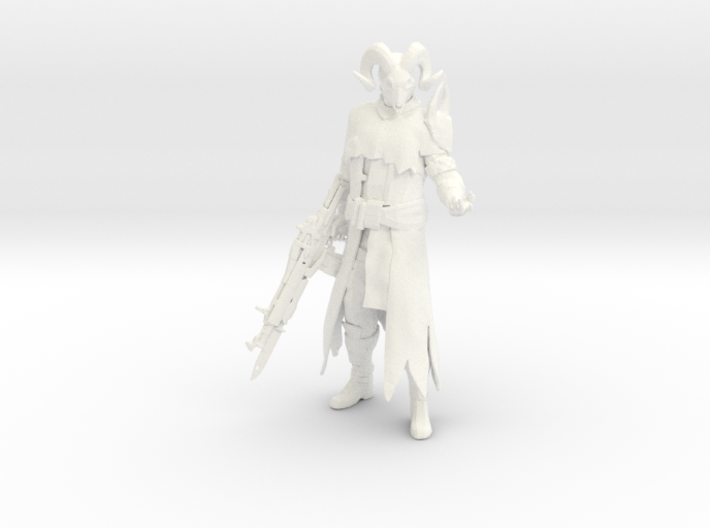 Space Wizard For Fbfb1d4 3d printed