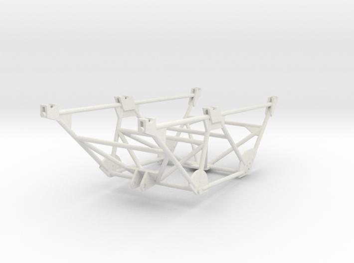 Katyusha Shortened Frame 1:35 scale 3d printed