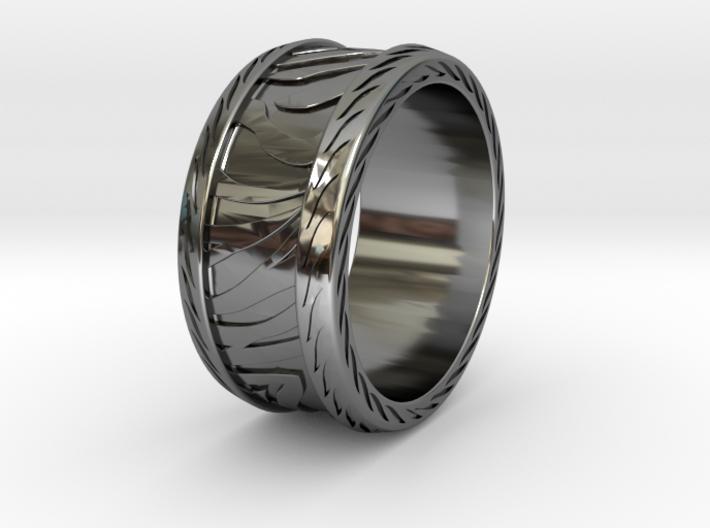 PRIMAL RING SIZE 10 3d printed