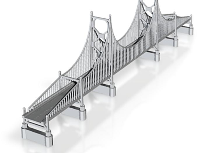 Simon Kenton Memorial Bridge 3d printed