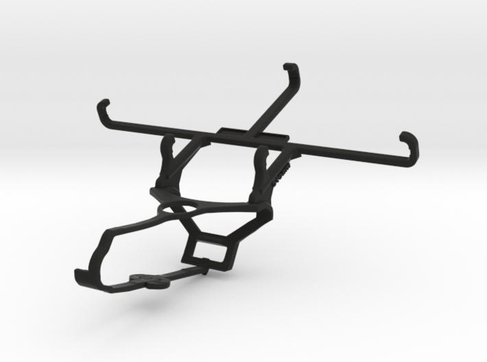 Steam controller & Intex Aqua Power + - Front Ride 3d printed