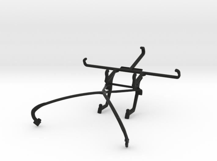 NVIDIA SHIELD 2014 controller & Posh Kick X511 - F 3d printed