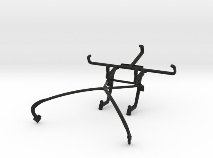 NVIDIA SHIELD 2014 controller & QMobile Linq X70 3d printed