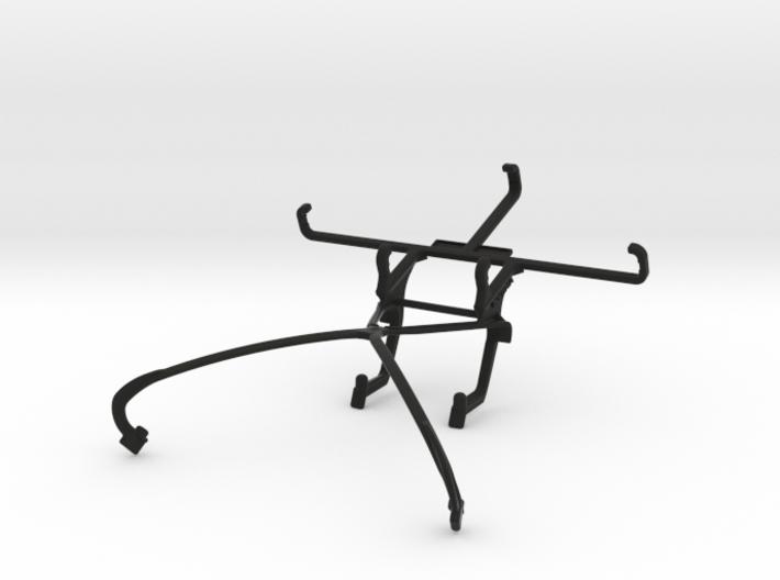NVIDIA SHIELD 2014 controller & QMobile Noir M300 3d printed