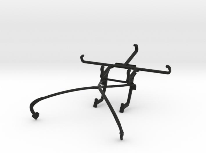 NVIDIA SHIELD 2014 controller & QMobile Noir X700 3d printed
