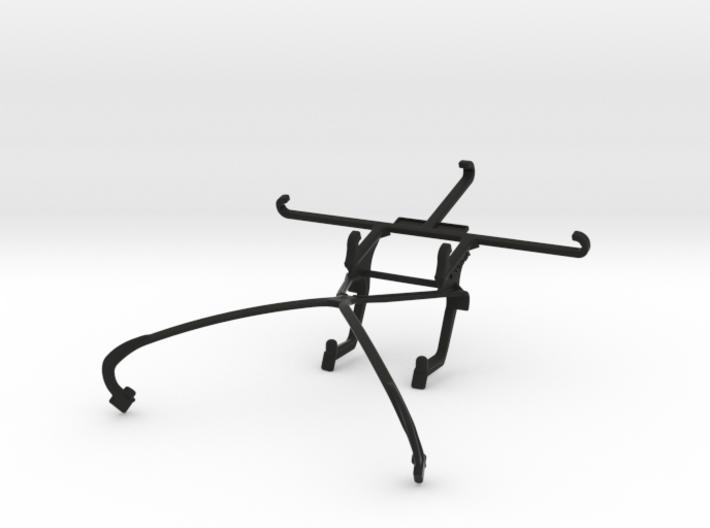 NVIDIA SHIELD 2014 controller & QMobile Noir Z9 3d printed