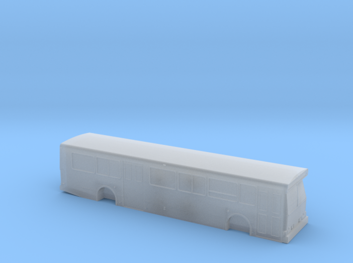 n scale orion v bus 3d printed