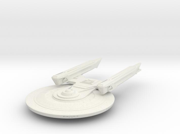 Baker Class V Cruiser 3d printed