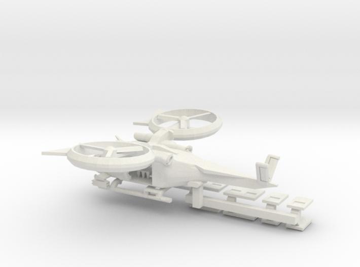 SA2 Samson 1 To 285 Mod To Size V11 Mil Solid 3d printed