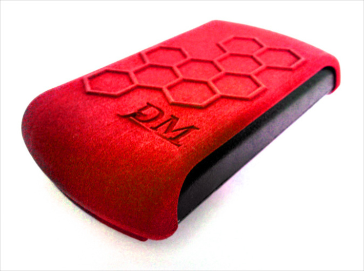 Protective Cover for OmniPod PDM - Honeycomb 3d printed