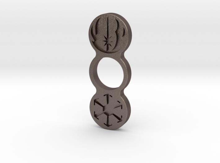 SW Spinner 3d printed