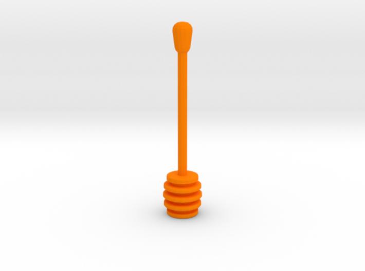 Teaspoon of honey 3d printed