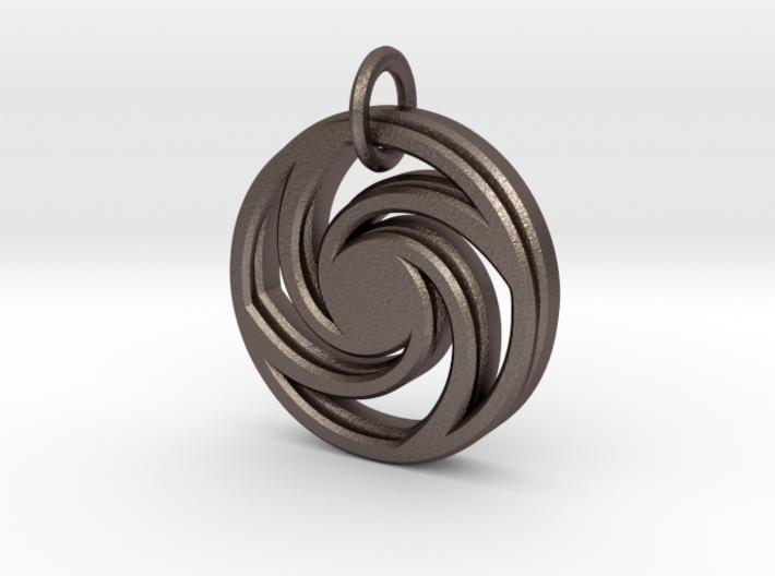 Circle of infinity 3d printed