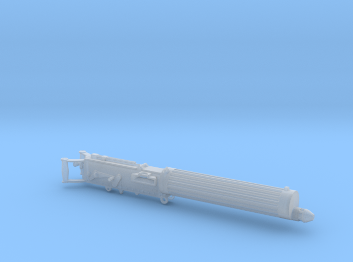 1/12 Vickers Heavy Machine Gun 3d printed
