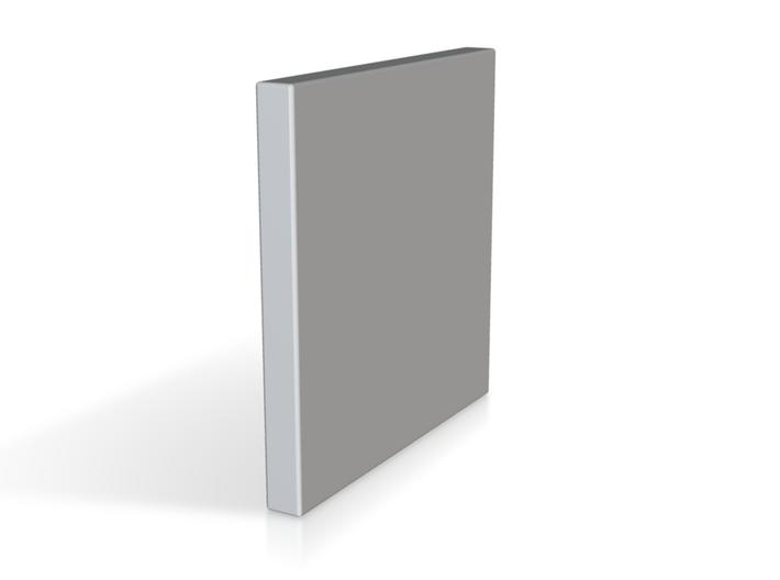 Translucent Selfie Series Tile 4x4 3d printed