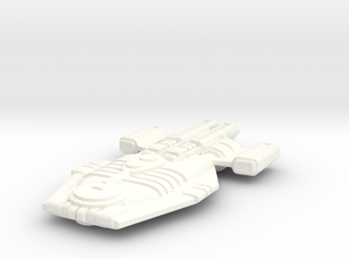 Malkorian Transport 3d printed