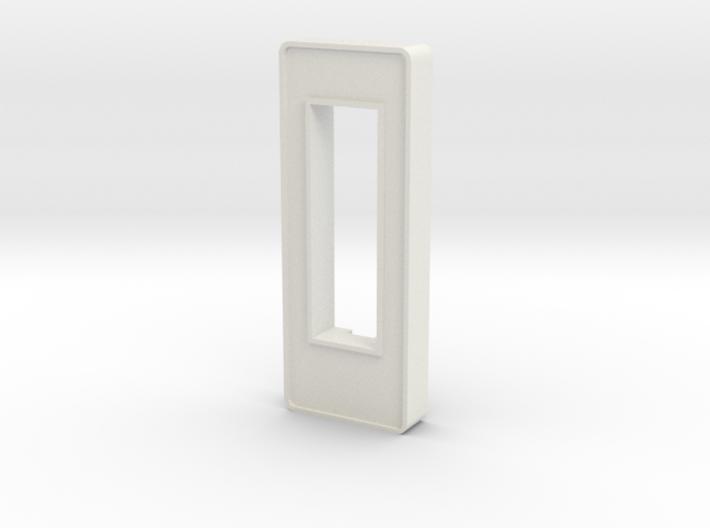 Plain Style VU Barmeter Pinball Case 3d printed