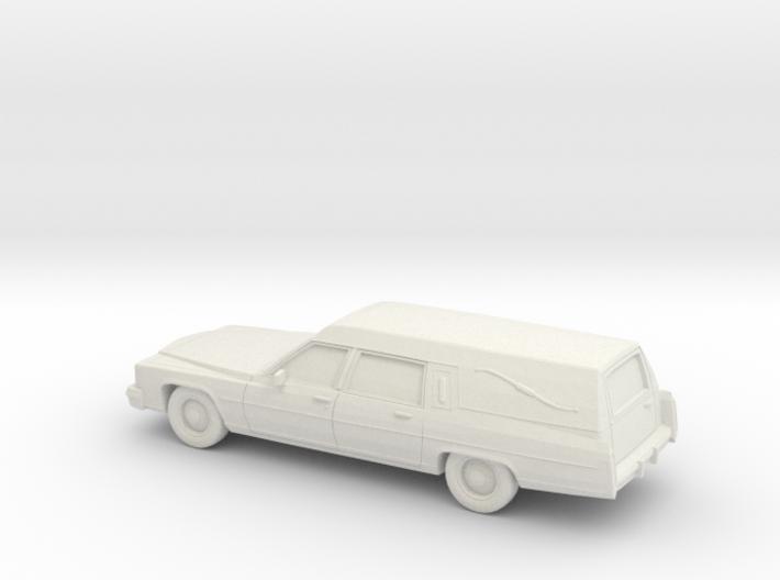1/25 1985-89 Cadillac Hearse 3d printed