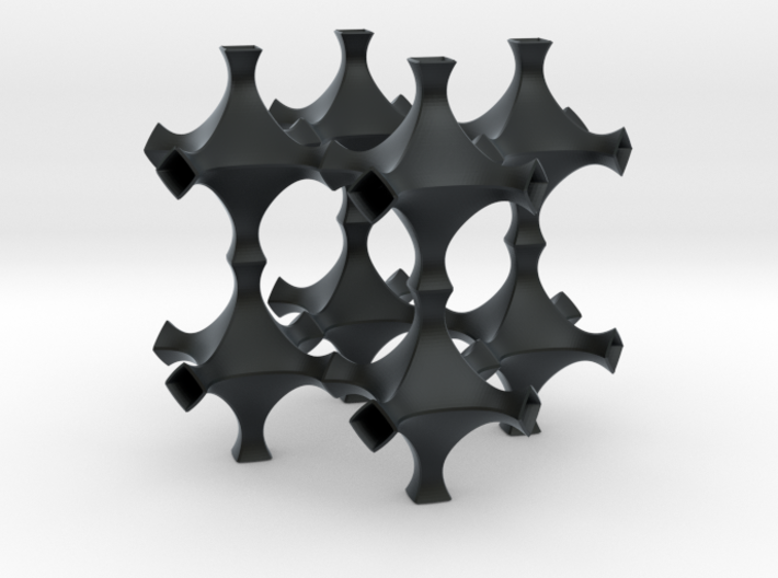 0521 IsoSurface F(x,y,z)=0 (10cm) #001 KOSEKOMA 3d printed