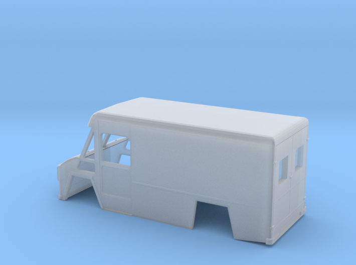 Commer Walk Tru scale N 3d printed