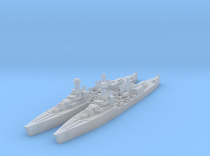 La Galissonnière class 3d printed