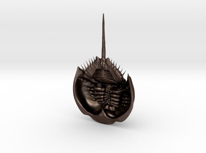 Horseshoe Crab 3d printed
