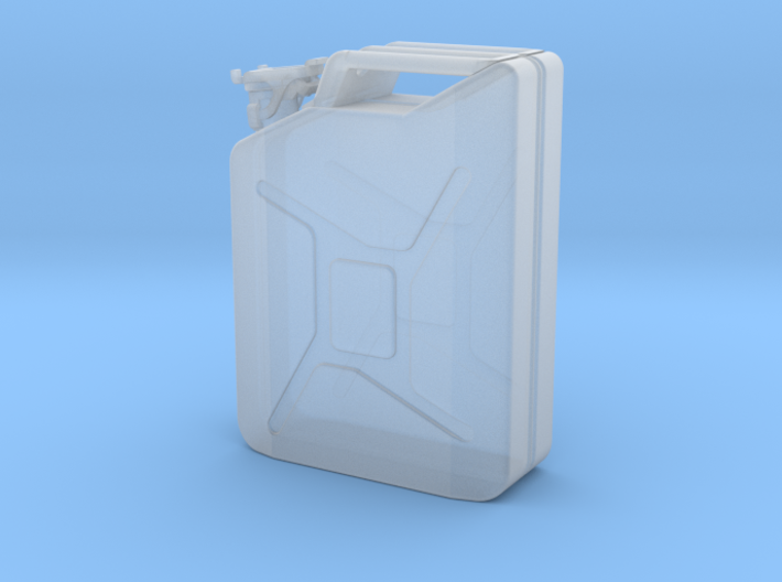 Jerry Can 1 To 15 3d printed