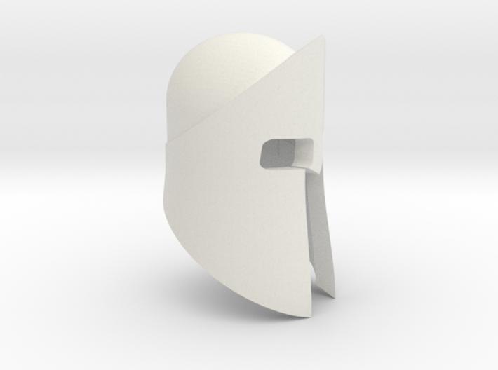 Spartan Helm for ModiBot 3d printed Spartan Helm for ModiBot