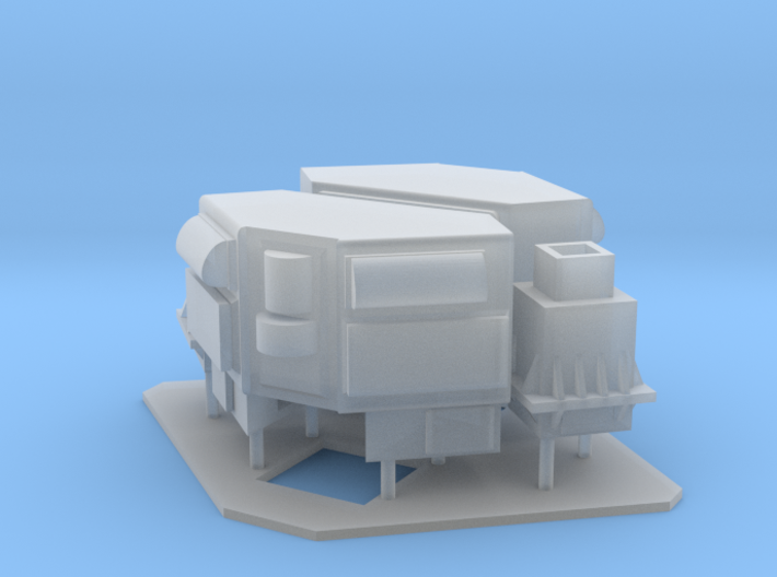 1:144 scale SLQ-32-V(3) 3d printed