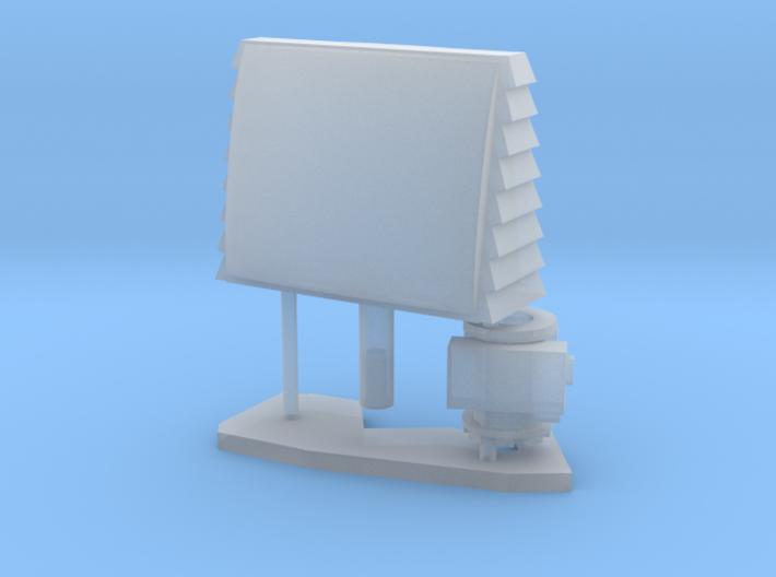 1:200 SPQ-9B 3d printed