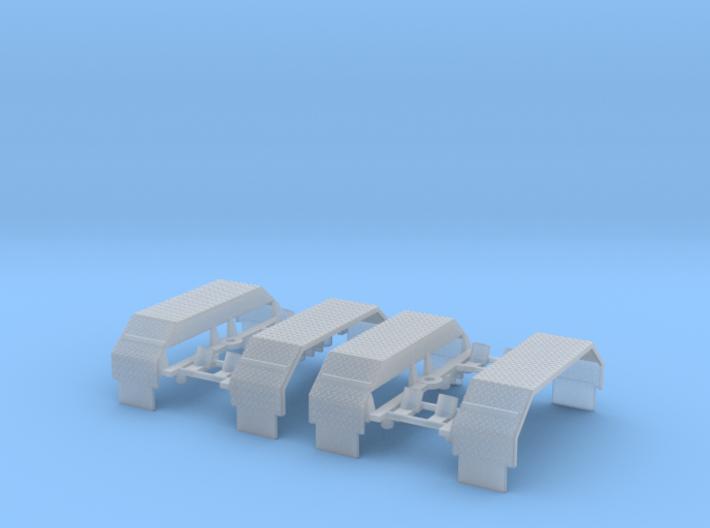 1/87 Kf/U/2ax/e/Tr/new 3d printed