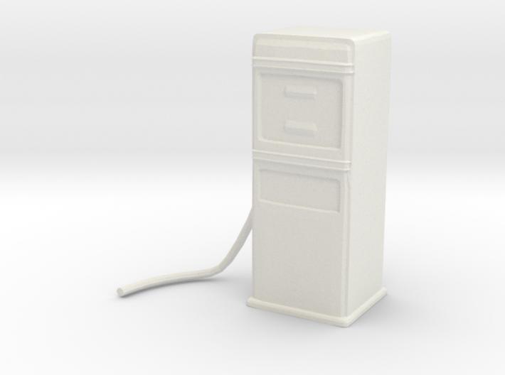 Printle ThingGas Pump 1/24 3d printed