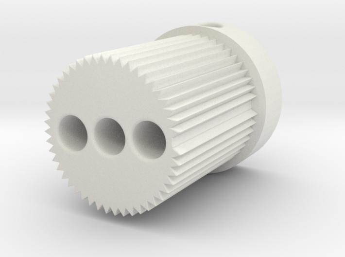 MAR RootPlug 1.0 3d printed