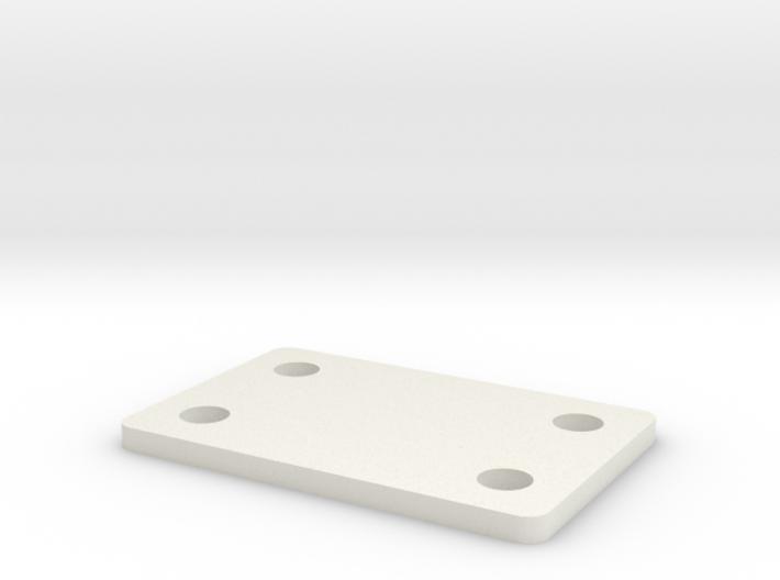 AE B6 1.5mm Front Pivot Shim 3d printed