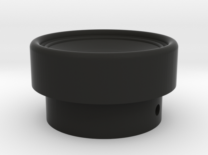Russian HAT knob for CMS 3d printed