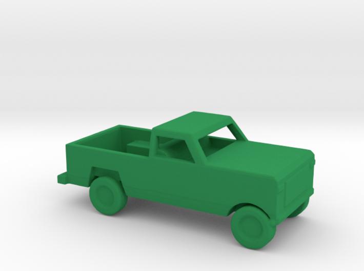 1/200 Scale Dodge Pickup M880 3d printed