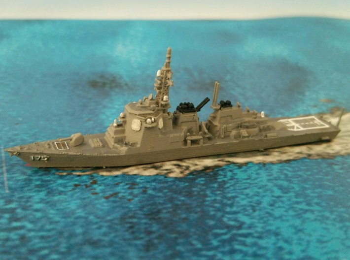 1/2000 JS Kongō-class destroyer 3d printed painted and decal