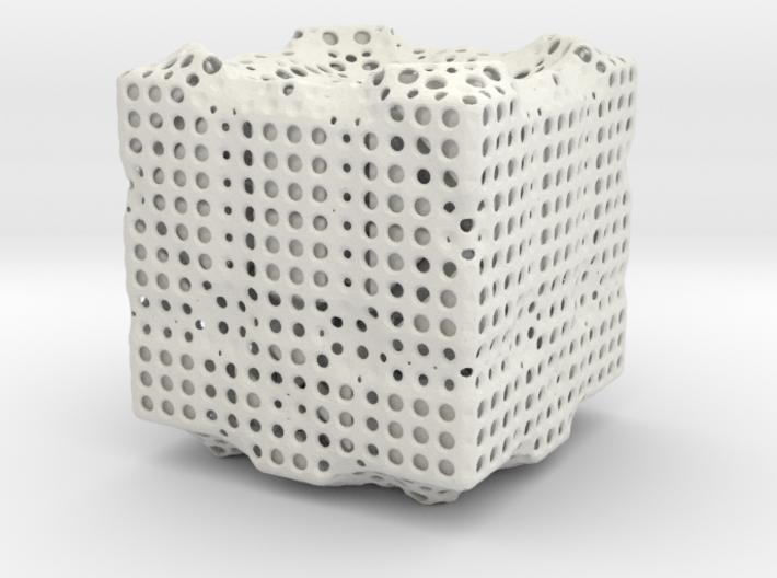 Dino 3x3x3 Cube 3d printed