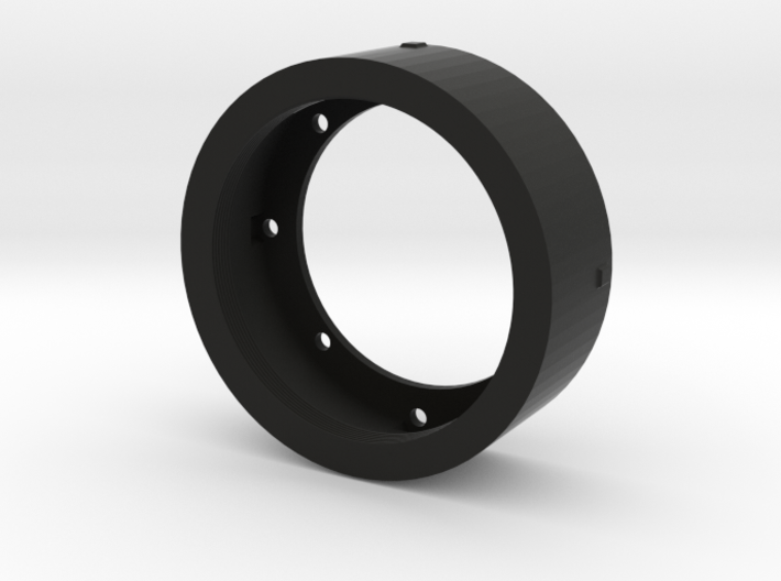 Mitchell NC (Standard 35mm) to 52mm Rv Adapter 3d printed