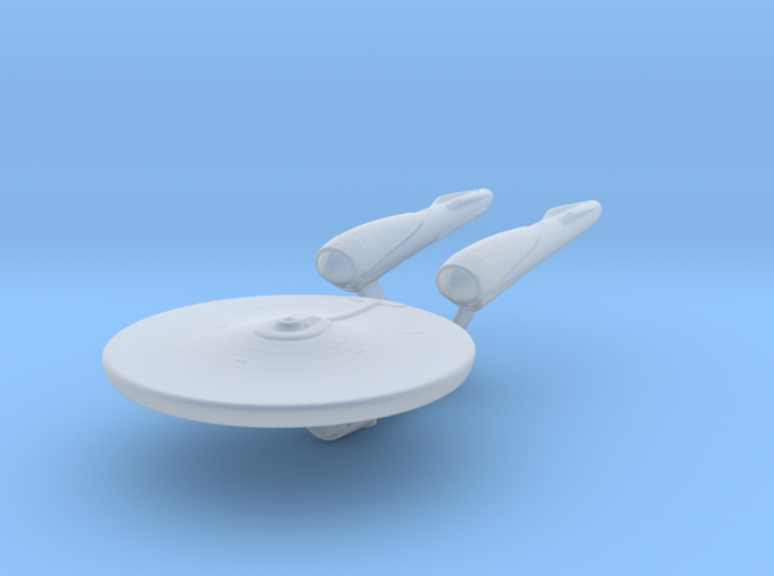 Constitution Class (Kelvin Timeline) 1/4800 AW 3d printed