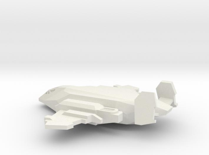 ''Vulture'' Assault Fighter 6mm 3d printed