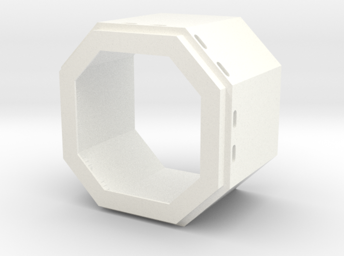 DeAgo Falcon Main Hold Floor Pit 2 cut it to hight 3d printed