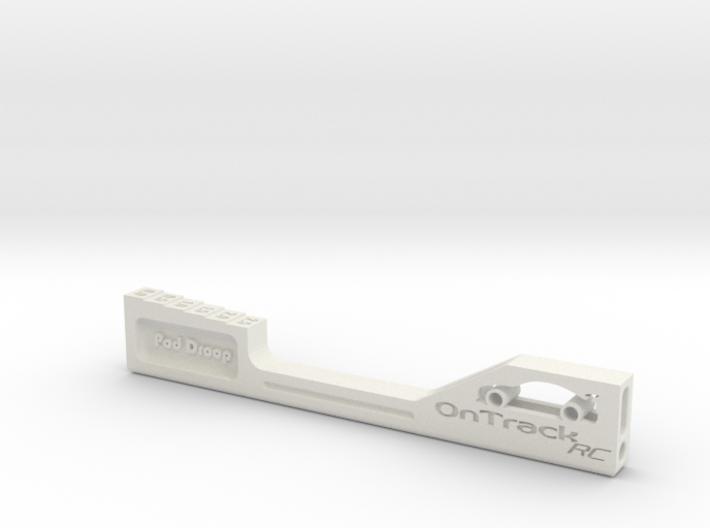 Pod Droop Gauge 3d printed