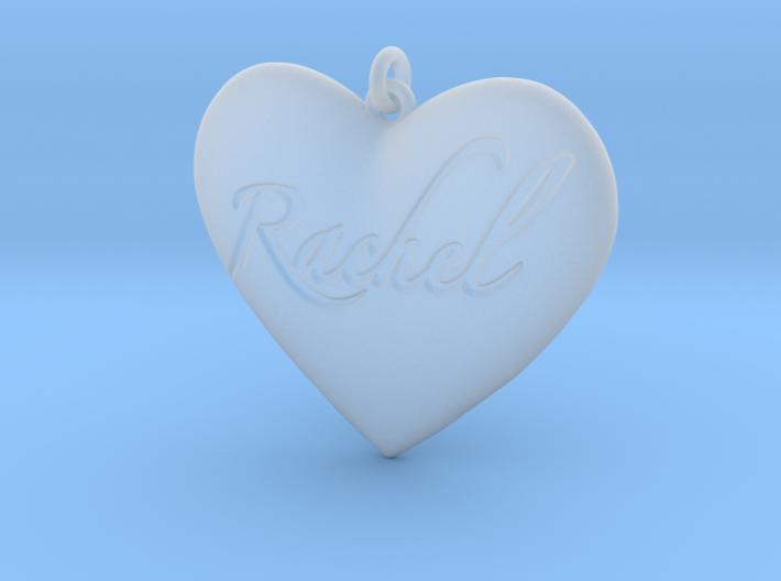 Rachel 3d printed